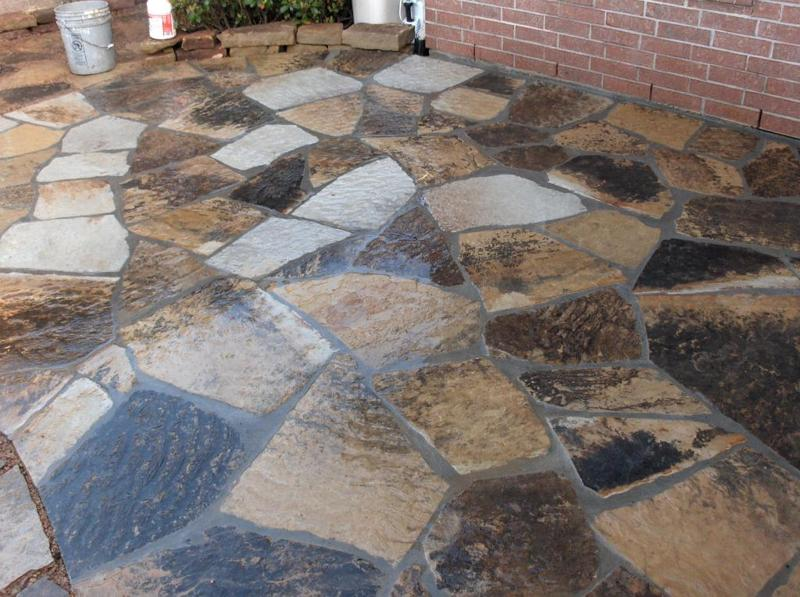 Flagstone patios colleyville tx wasedajp home deco Flagstone patios colleyville tx