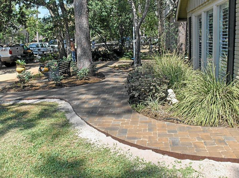 Patio Pavers Houston : Paver patios gallery