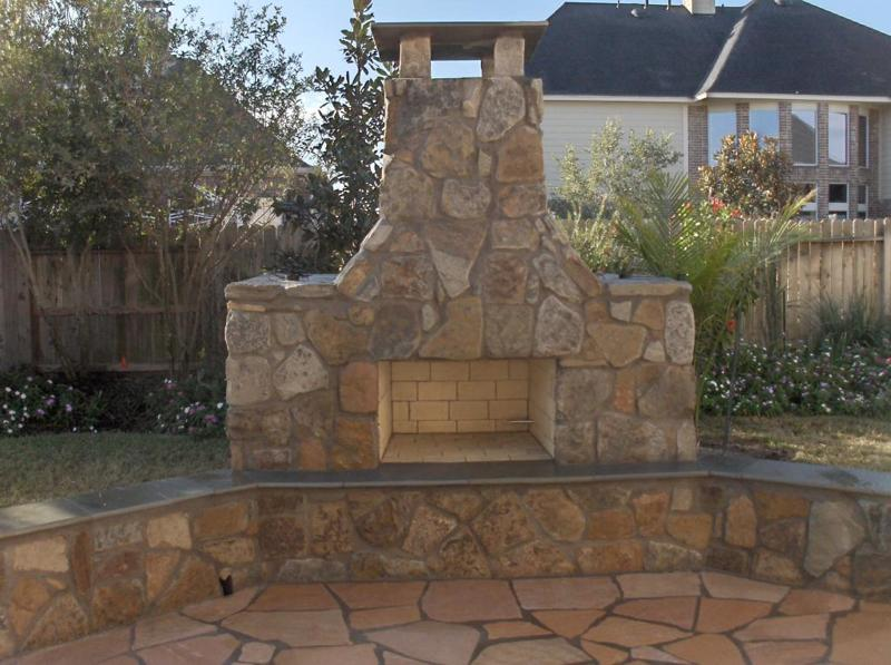Firepits & Outdoor Fireplaces | Stevens Landscaping Services