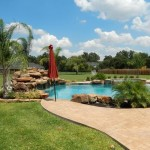 Katy Texas Backyard Landscaping